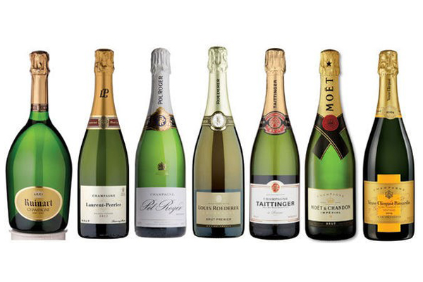 Great Celebrations Begin with Bubbles!