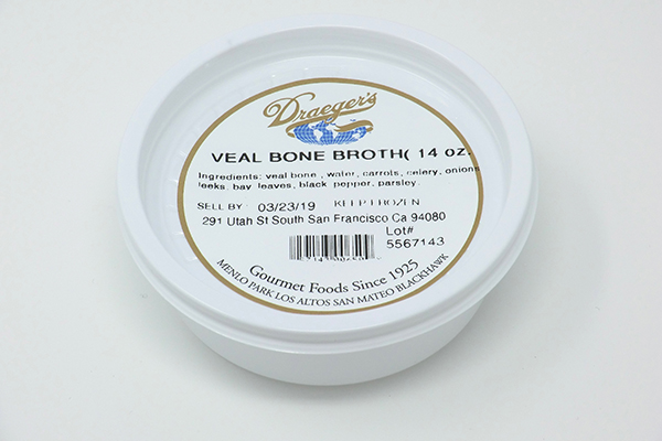 Veal Bone Broth