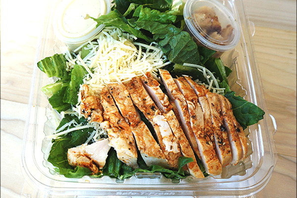 Chicken Caeser Salad Small