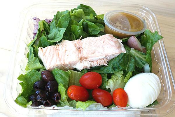 Salmon Nicoise Salad Small