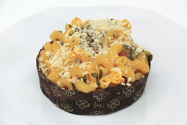 Sundried Tomato Macaroni and Cheese