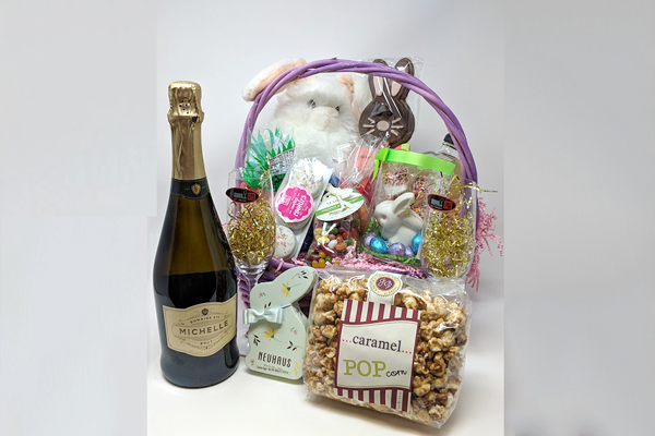 Easter Hostess Baskets