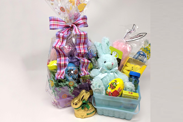 Easter Baskets for the Littles