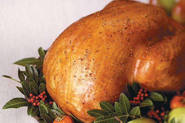 Large Diestel Turkey