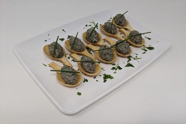 Mushroom Duxelle Spoons