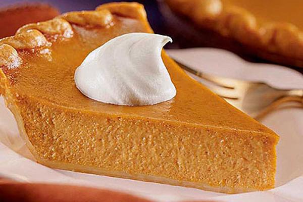 Pumpkin Pie - Large