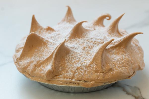 Lemon Meringue Pie - Individual