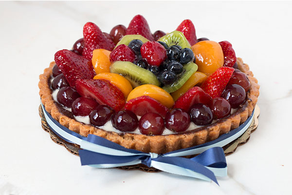 Fruit Tart - 11""