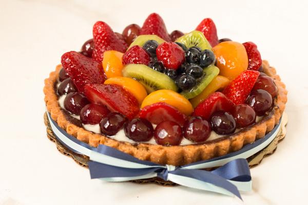 """Fruit Tart - 9"""""""