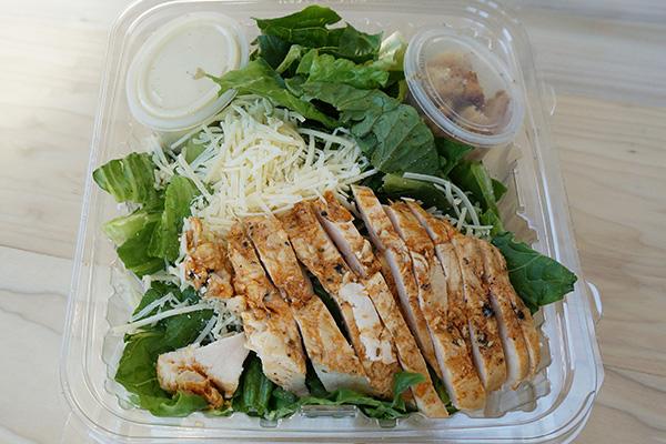 Caesar Grilled Chicken Salad