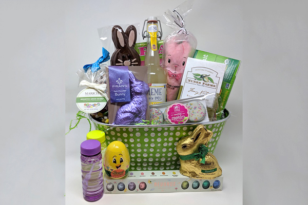 Easter Basket for Bigger Kids