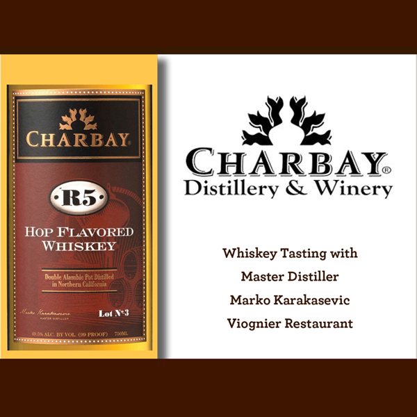 Charbay Spirits Tasting and Seminar