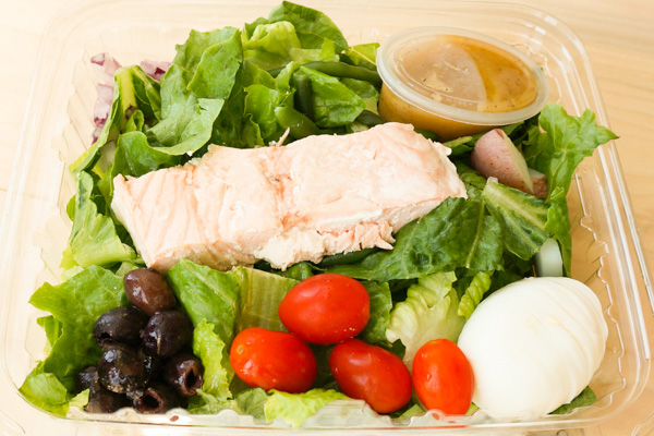 Salmon Nicoise Salad Large