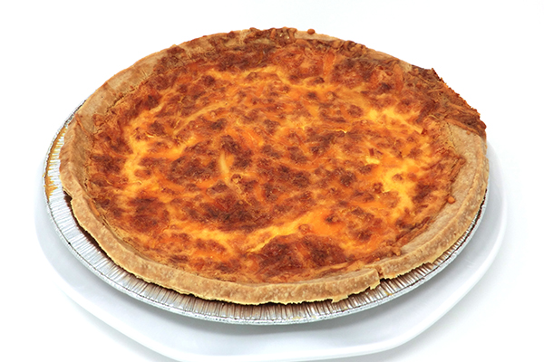 Quiche - Ham and Cheese Large
