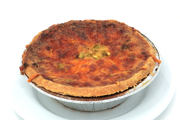 Quiche - Spanish Mini