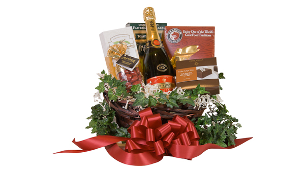Champagne Extraordinaire Basket