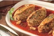 Stuffed Chicken Breasts : Per Person I 4 Person Minimum