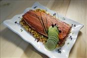 Tandoori Roasted Salmon Filet 5 person minimum