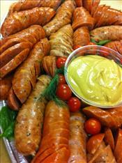Sausage Platter : Per Pound