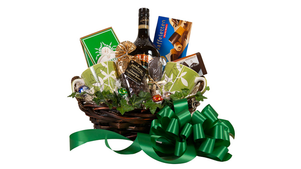 Bailey's Irish Cream Coffee Basket