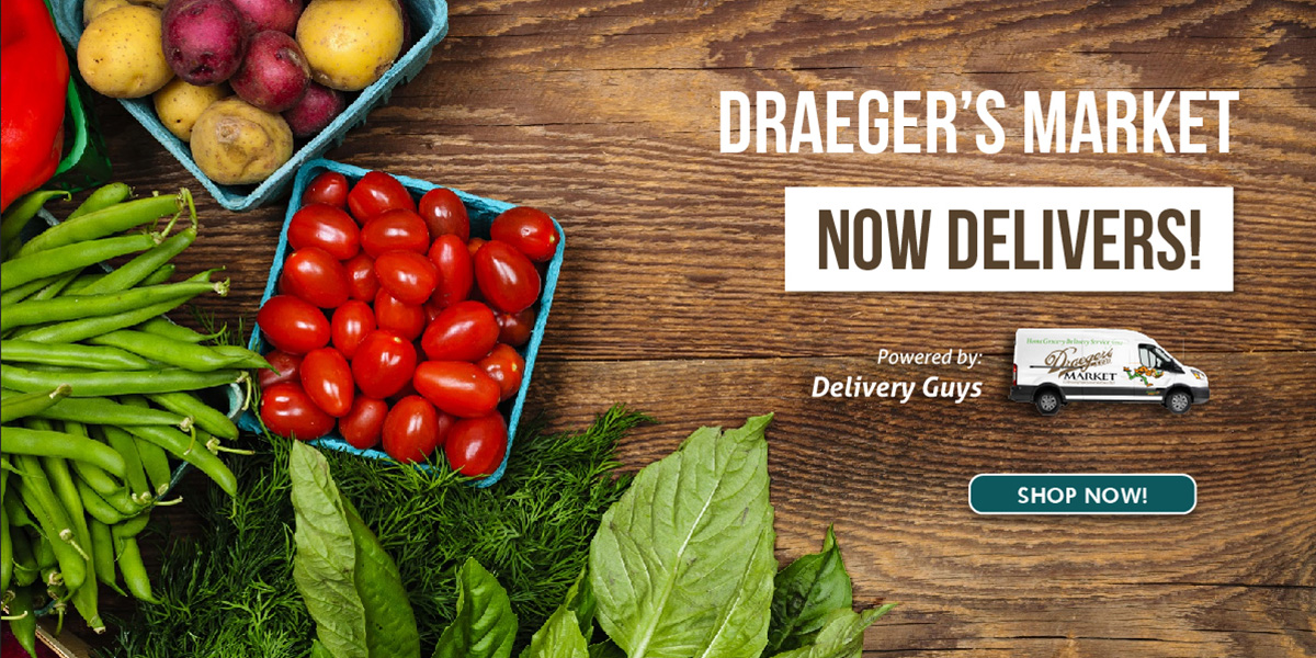 Draeger's Now Delivers