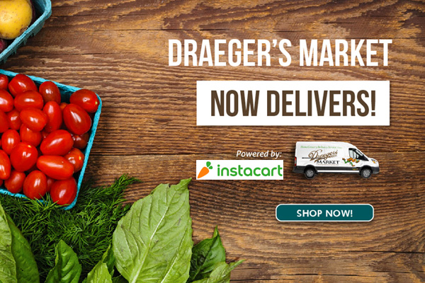 Draeger's Market- Welcome!
