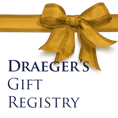 Draegers Gift Registry button