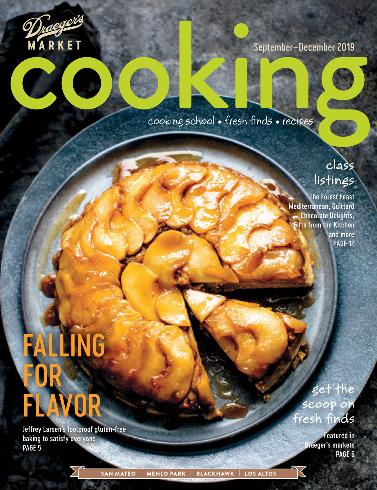 Cooking School Catalog