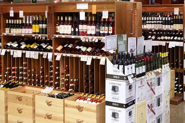 San Mateo Wines