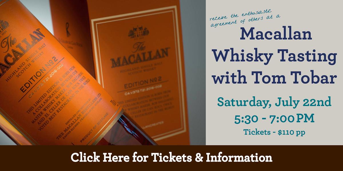 Macallan Seminar