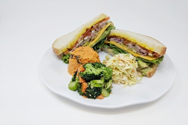 Draeger's Lunchbox: The Vegetarian