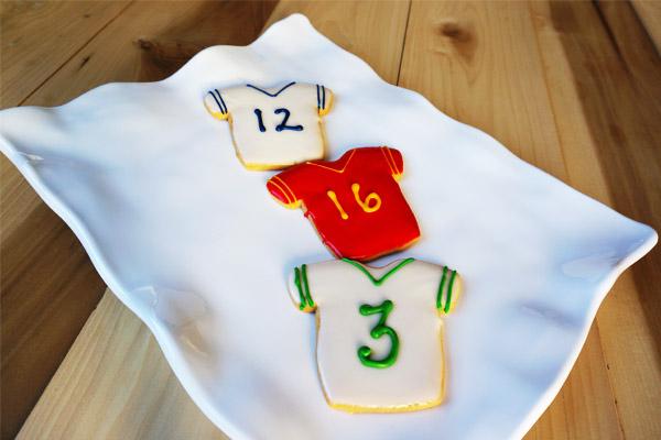 Draeger's Shortbread - Football Jersey