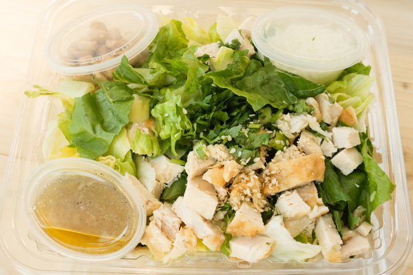Draeger's Chinese Chicken Salad  Small