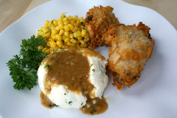 Draeger's Fried Chicken Meal