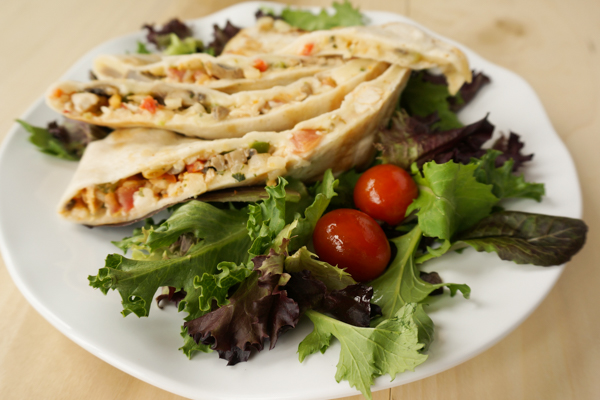 Draeger's BITE-SIZED CHICKEN Quesadillas