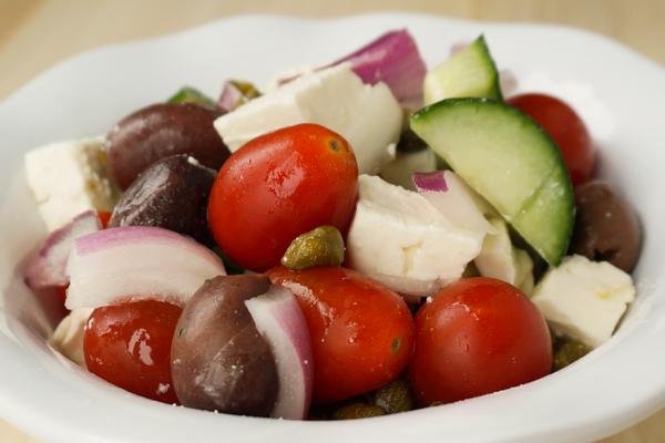 Draeger's Greek Salad