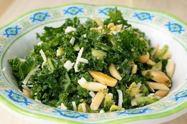 Draeger's Kale & Brussel Sprout Salad