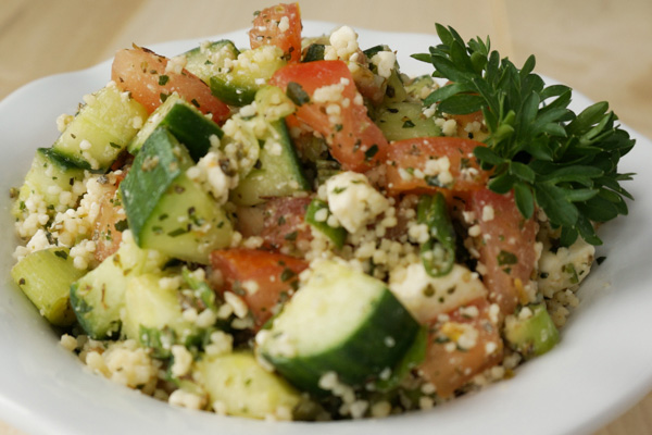 Draeger's Mediterranean Couscous