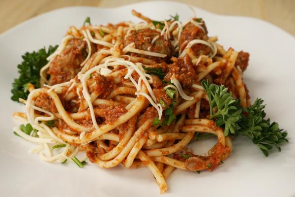 Draeger's Spaghetti & Meat Sauce
