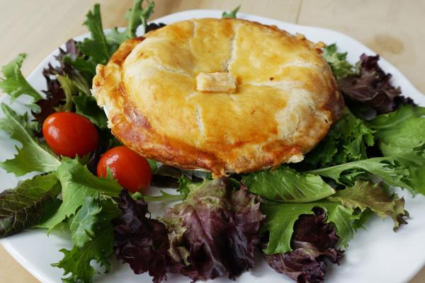 Draeger's Turkey Pot Pie