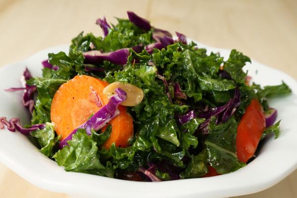 Draeger's Winter Kale Salad