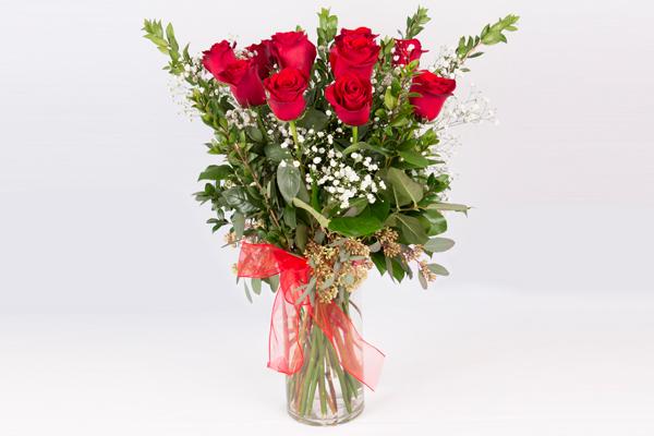 Draeger's Lovely Red Roses