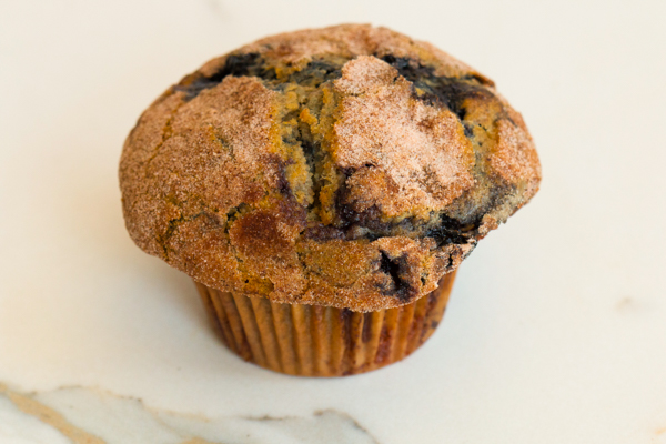 Draeger's Muffin, Blueberry