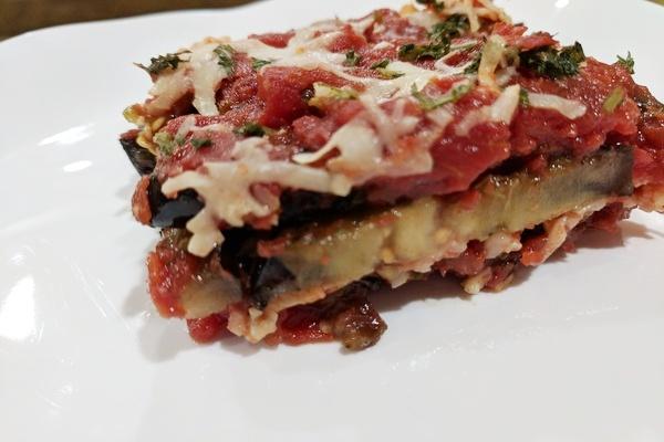 Draeger's Vegetable Lasagna