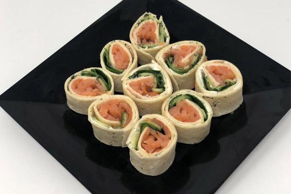Draeger's Salmon Mini Aram Platter