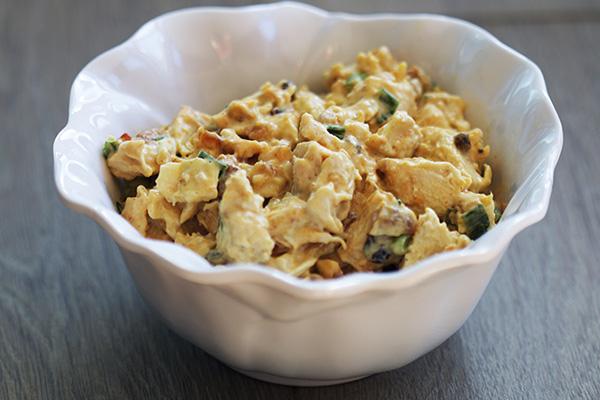 Draeger's Chutney Chicken Salad