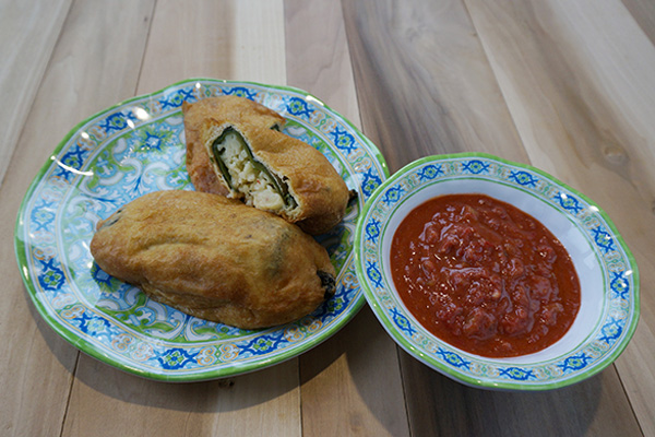 Draeger's Chile Rellenos