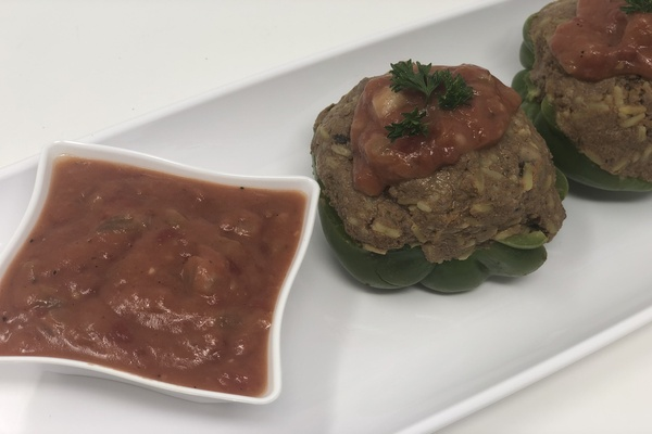 Draeger's Stuffed Peppers