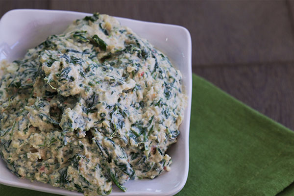 Draeger's Spinach Dip