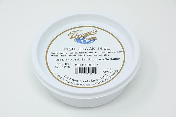 Draeger's Fish Stock